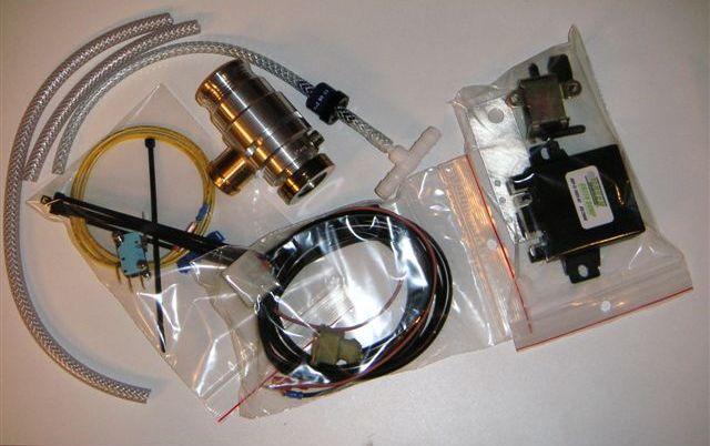 dump valve electrique